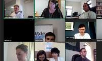 Онлайн среща по проект в Разлог