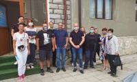 Депутат връчи членски карти на  20 нови членове на ГЕРБ в Банско