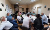 Административният секретар на ГЕРБ на обиколка в Пиринско, проверява кондицията на структурите