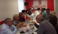 В БСП стягат редици за местните избори, Паскалев надъхва актива
