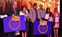 III ОУ, VIII СУ и ПМГ са носителите на приза  Училище на годината  2018