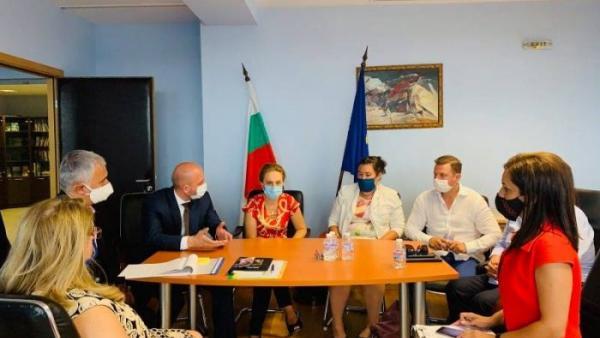 Мацурев уреди срещи на браншовици от Банско с двама министри