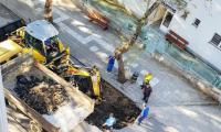 Хиляди санданчани без вода заради голяма авария