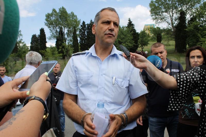 Съдът реши да остави в ареста шефа на КАТ-Благоевград, Шарков  пуснат срещу 7 хиляди лева