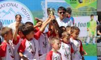 Хиляди футболни таланти превърнаха Банско в арена на спортсменския дух и детски усмивки