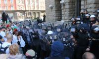 Безредици пред парламента, сред арестуваните и съветника Калоян Ханджийски от Благоевград