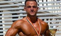 Банскалия спечели бронзов медал от Балканиадата по бодибилдинг