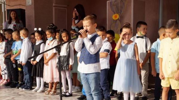 Новата учебна година започна успешно в община Струмяни!