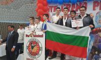 Дъжд от медали за таекуондо клуб Хоук-Банско в Босна и Херцеговина