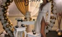 Синът на Ахмед Доган се ожени за Памела, сватбата в бяло и злато