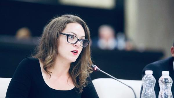 Ваня Маникатева бе избрана за зам. - председател на националното Младежко обединение в БСП
