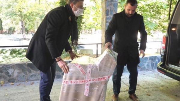 Ротарианци дариха апаратура и мебели на Спешния център в Банско