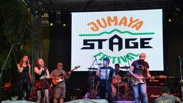 Голям успех за първото издание на  Jumaya Stage festival,младите се влюбиха във фестивала