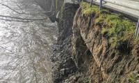 Пропадна главният път за Гоце Делчев и шосе за якорудски села
