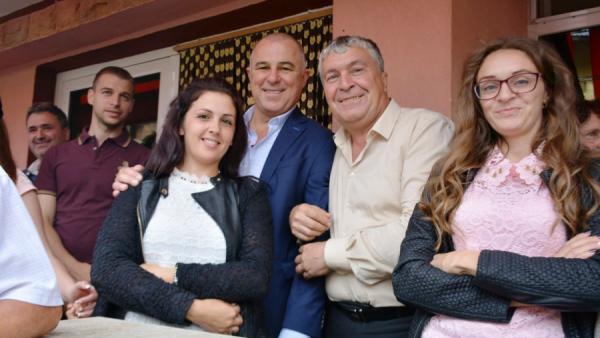 Кмет и депутат на Рамазан Байрам в Долно Осеново