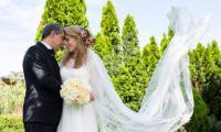 Росен Плевнелиев и Деси Банова сключиха брак в тесен семеен кръг-снимки