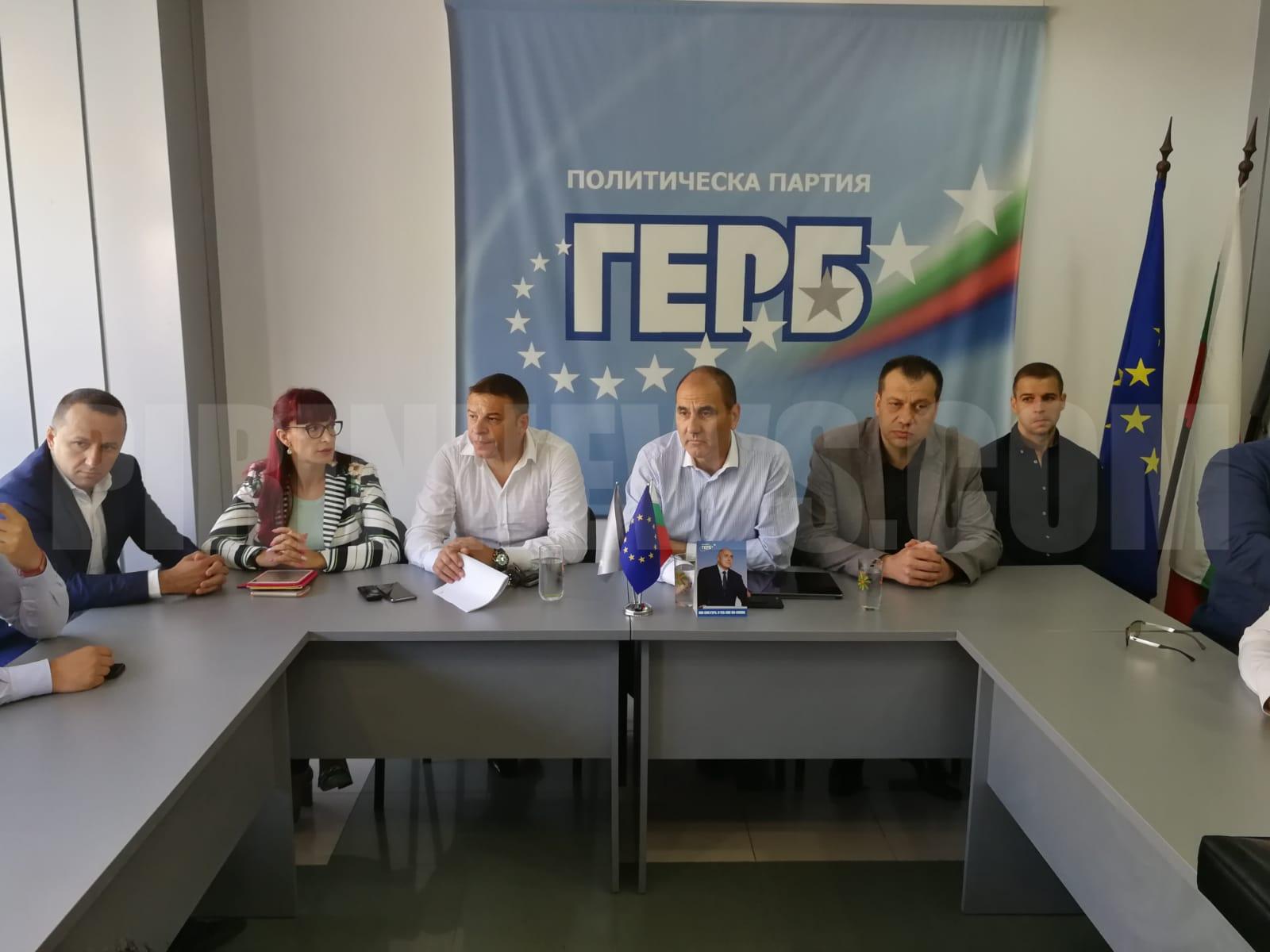 Цветанов към актива в Благоевград: Трябва да работим в екип за изборите догодина