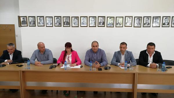 Цветанов: Управлението в Сандански няма алтернатива
