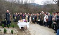 Плоча в памет на дейците на Горянското движение откриха край Симитли