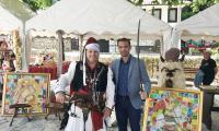 Кметът на Сандански раздаде награди в Мелник