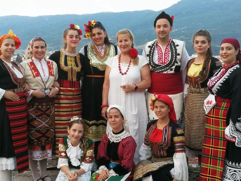 Студенти от ЮЗУ  Неофит Рилски  спечелиха четири награди на фестивал в Охрид
