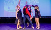 Студенти от специалност  Съвременна хореография  в ЮЗУ  Неофит Рилски  показаха танцовите си умения на гала концерт в София