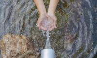 Откриват облагородения извор  Благата вода  в село Баня