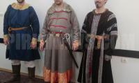 В ЮЗУ  Неофит Рилски  представиха въоръжение и облекло на средновековните българи