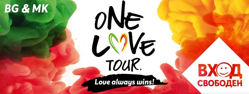 """One Love Tour Банско 2018 идва с игрите на  Фермата"""""""