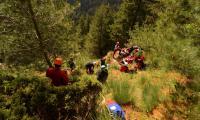 Младеж от Белгия получи хипертонична криза в Рила планина, спасиха го