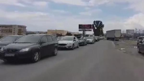 Натоварен трафик към Гърция