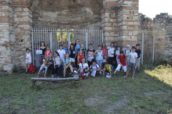 Археологически музей Сандански проведе лятна школа Търсачи на старини