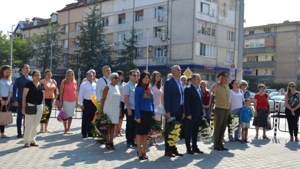 Благоевград отбеляза 181 години от рождението на Васил Левски