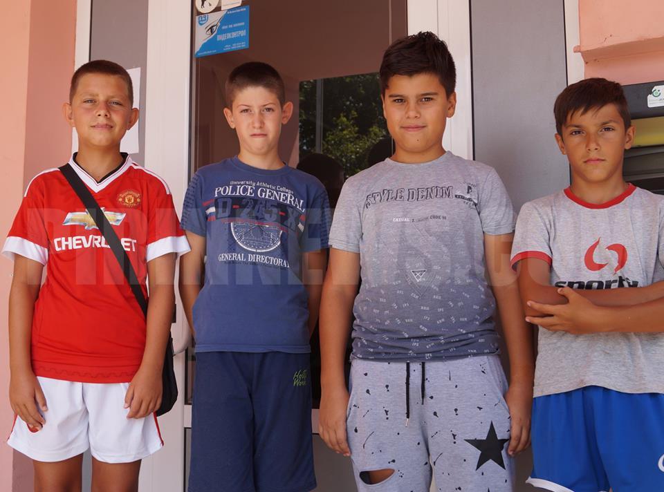 Деца от Струмяни върнаха намерени пари и документи