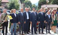Банско отдаде почит на героите  от  Илинденско-Преображенското въстание
