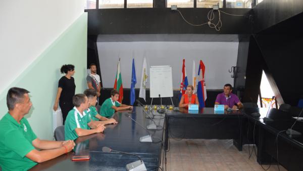 Децата от ФК Бенфика претенденти за Купата на община Благоевград във футболен турнир