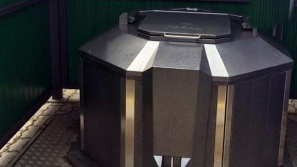 В Сандански монтират подземни контейнери за смет