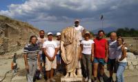 Нова уникална находка в Хераклея Синтика