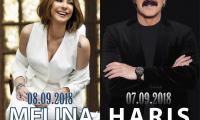 Десислава и Харис Джинович на Банско Балкан Фест 2018