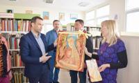 Обновена библиотека в Сандански отвори врати в Деня на детската книга