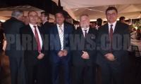 Кметът на Струмяни Емил Илиев бе специален гост  на прием в македонското посолство