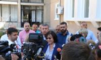 Корнелия Нинова от с.Баня: Искаме разговор за бъдещето, не партийни свади за миналото