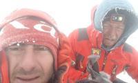 Двама благоевградчани изкачиха най-високия връх в Европа- връх Елбрус/5642 м/